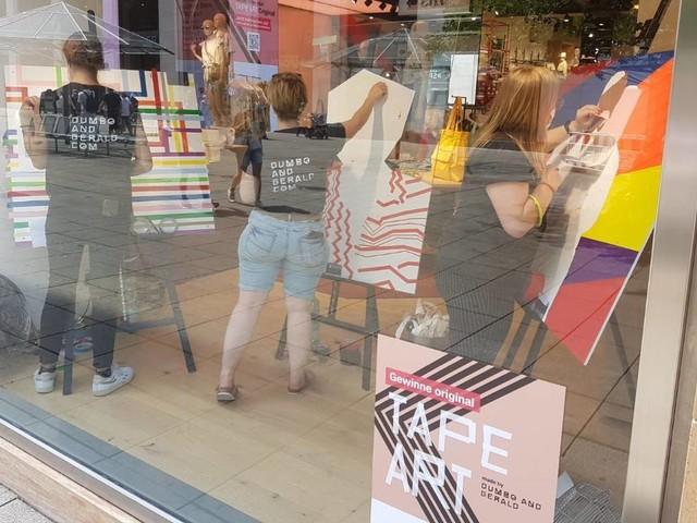 S.Oliver will mit Kunstschaffenden die Innenstadt wiederbeleben