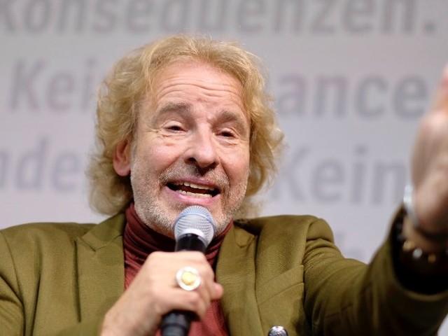 Frankfurter Buchmesse: Gottschalks kleine Zeitreise