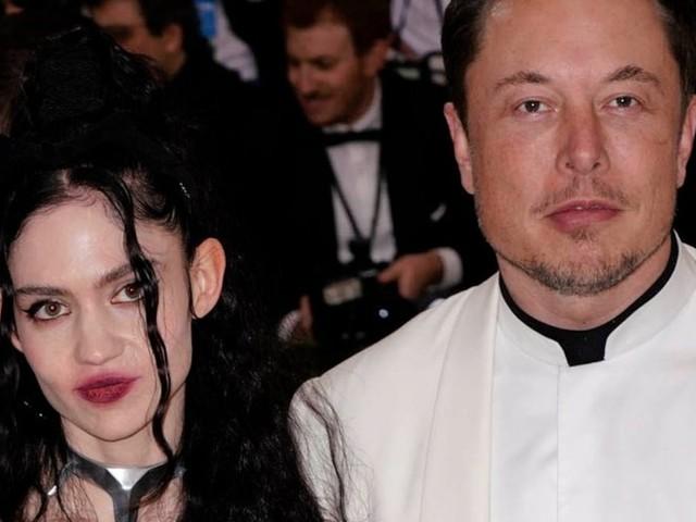 """Tesla-Chef und seine Freundin - Die Arbeit ist schuld: Elon Musk und Grimes haben sich """"halbgetrennt"""""""
