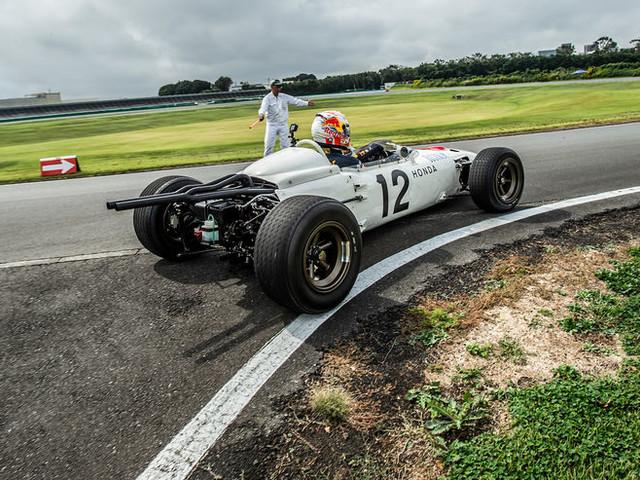 Radio Fahrerlager GP Japan: Verstappen testet Honda-Legende