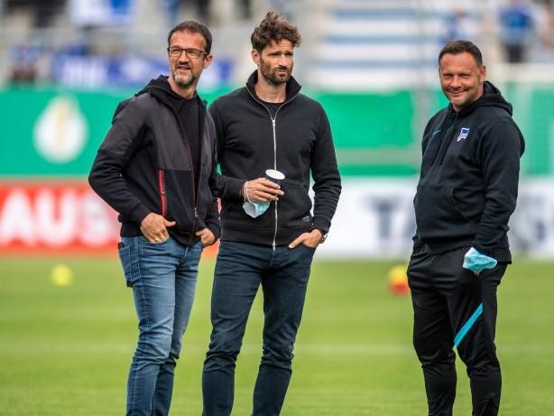 "Fußball-Ticker: Bobic fordert Geduld für ""Big City Club"" Hertha BSC"