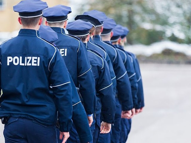 Polizeischüler in Berlin: Gravierende Defizite in Deutsch – und in Disziplin