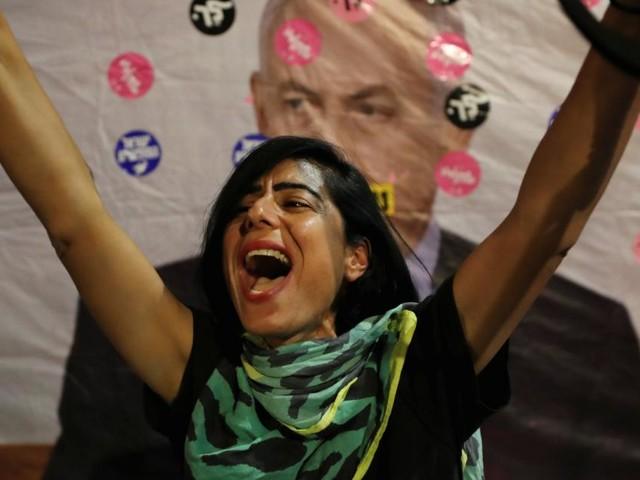 Netanjahus Gegner rüsten sich für Jubelstürme nach Machtwechsel