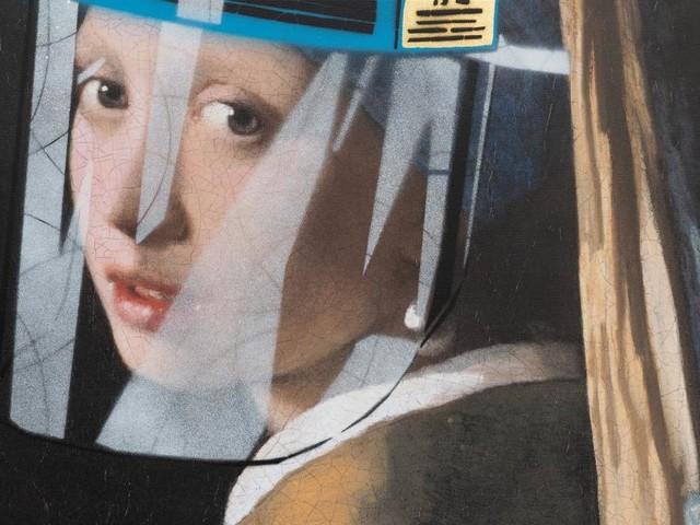 Erst Libro, jetzt Kunst: Pop-up-Galerie in der Praterstraße