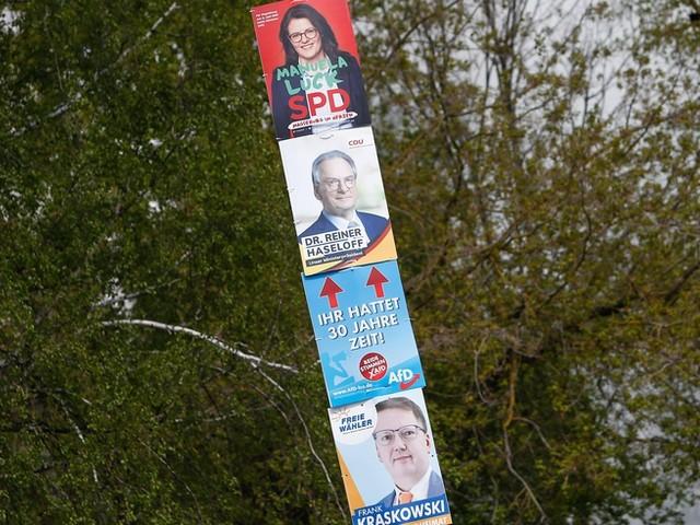Sachsen-Anhalt: Endspurt im Wahlkampf - Letzte Umfragen fallen unterschiedlich aus