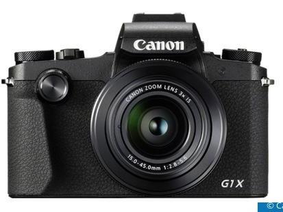 Kameras: Canon G1 X Mark III mit großen APS-C-Sensor