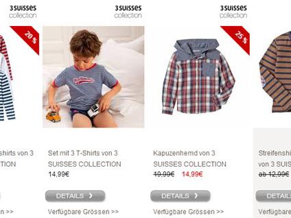 Kinderkleidung Sale – darüber freuen sich nicht nur die Eltern