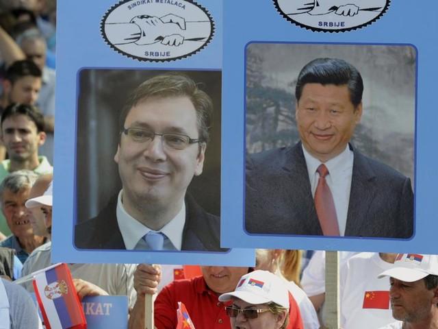 China in Europa: Der Drache kommt nicht auf Samtpfoten