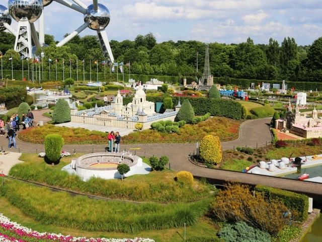 Mini-Europe in Brüssel schließt nach 31 Jahren endgültig