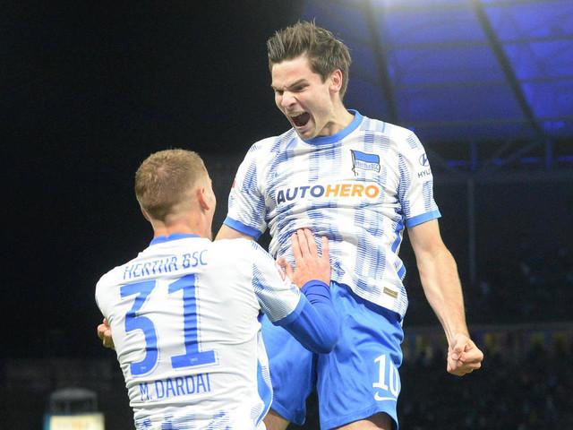Neuzugang bringt die Wende: Hertha BSC gewinnt gegen Aufsteiger Fürth