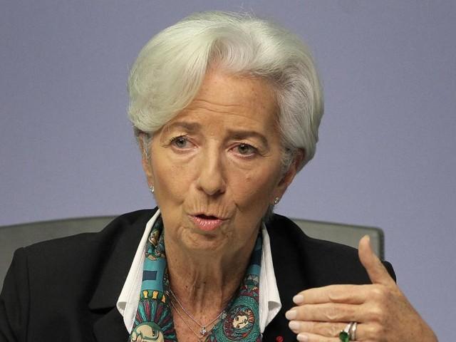 Lagarde: Noch viel zu früh für Debatte über Ende der Krisenhilfen