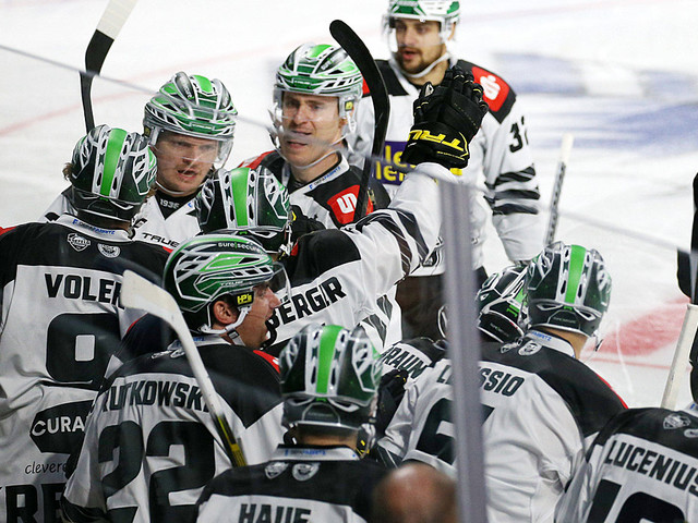 Eishockey: DEL: Pinguine verspielen Überraschungscoup