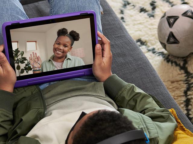 Amazon bringt neue Tablets Fire Kids Pro und Fire HD 10 Kids