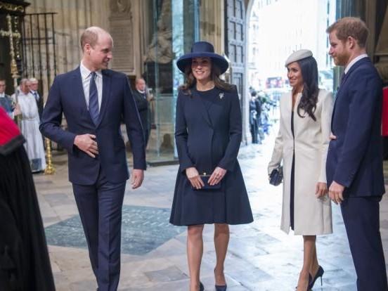 Meghan Markle: Nicht Prinz Harry! In DIESEN Royal war die Herzogin eigentlich verliebt