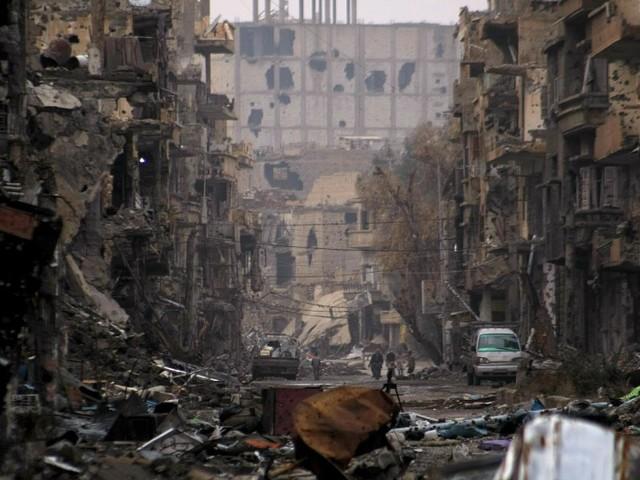 US-Spezialkräfte greifen IS in Syrien am Boden an