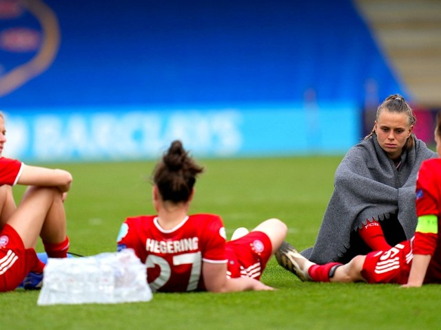 Frauenfußball: Nun gleitet den Bayern alles aus den Händen