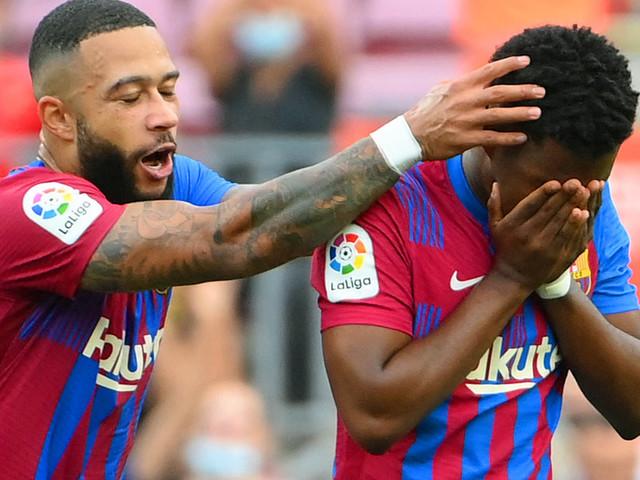 Primera Division: Tief ergriffen! Barcas Fati feiert Traumcomeback nach langer Pause