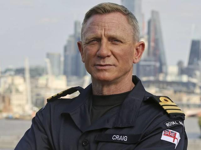 Gleicher Rang wie James Bond: Daniel Craig zum Ehren-Commander ernannt
