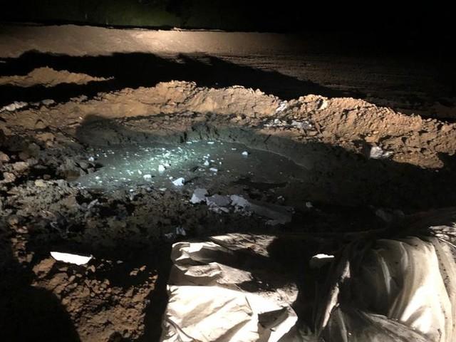 250-Kilo-Bombe in Gießen erfolgreich gesprengt