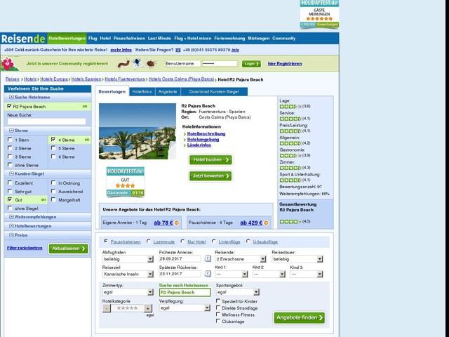 Wellness Hotel Spanien