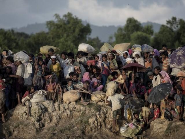 Geflüchtete Rohingya sollen nach Myanmar zurückkehren