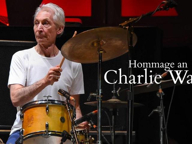 Hommage an Charlie Watts: Rolling Stones erinnern an verstorbenen Schlagzeuger