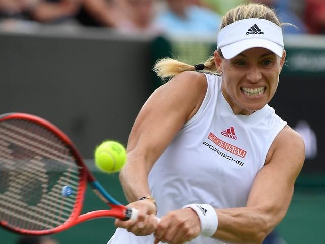 Siege in Wimbledon: Zverev spaziert, Kerber kämpft