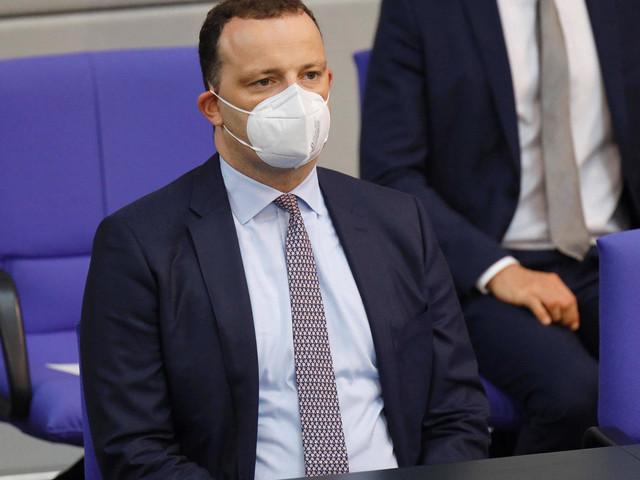 Debatte um Inzidenzwert: Gesundheitsminister Spahn widerspricht RKI-Chef Wieler