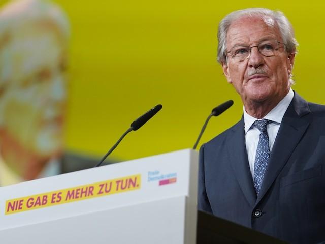 """Auf dem FDP-Parteitag - """"Wo ist Deutschland überhaupt noch führend?"""", wundert sich Wirtschaftsboss Reitzle"""