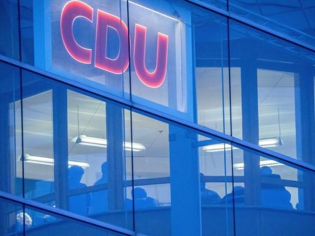Ermittlungen: CDU-Zentrale im Zusammenhang mit Parteispenden durchsucht