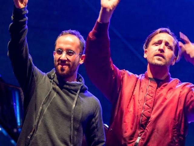 Konzert: Melodischer Protest: Danger Dan und Igor Levit bei Forstrock