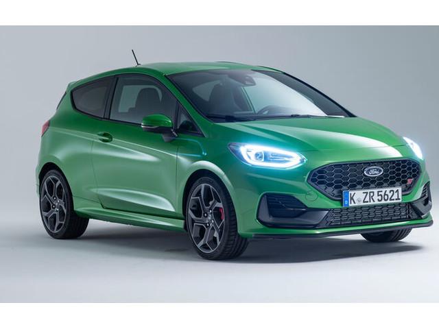 Ford Fiesta Facelift (2022) im ersten Check: Mehr Kanten für den Fiesta