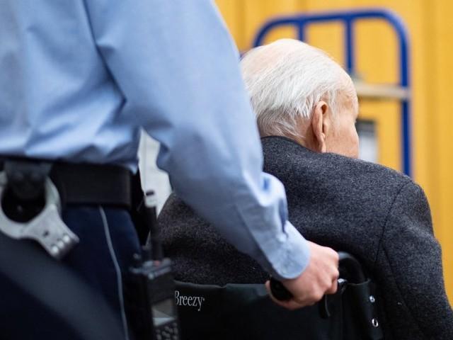 Landgericht Münster: Prozess gegen früheren SS-Wachmann ausgesetzt