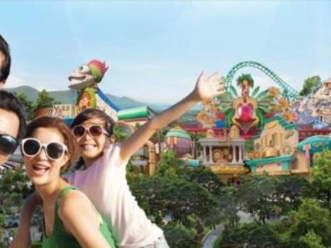 Bau an Jeju Shinhwa World geht weiter: Shinhwa Themenpark öffnet am 30. September 2017 mit drei Themenbereichen