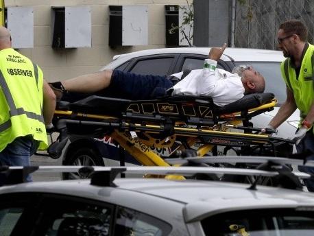 Mehr als 40 Tote bei Anschlägen auf Moscheen im neuseeländischen Christchurch