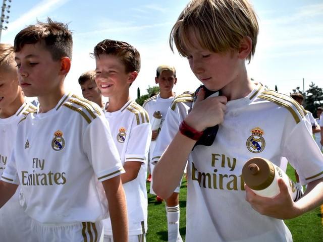 Jetzt gewinnen: 1 Platz im Fußball-Camp nach Real-Madrid-Art