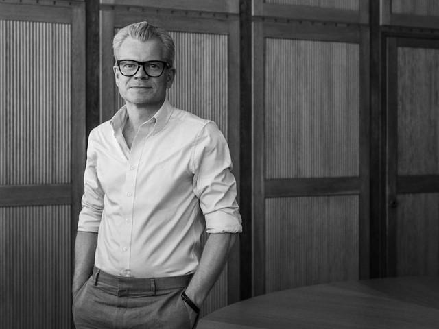 Gant befördert Patrik Söderström zum CEO