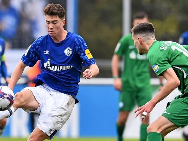 Knappenschmiede: Gelungener letzter Test: Schalke bezwingt Hannover mit 4:1