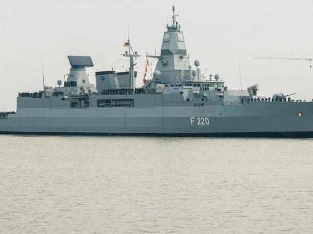 Libyen: Deutschland schickt Fregatte ins Mittelmeer