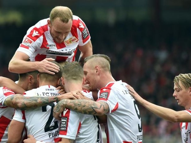 Zweite Liga: Sieg gegen Fürth - 1. FC Union im Höhenflug
