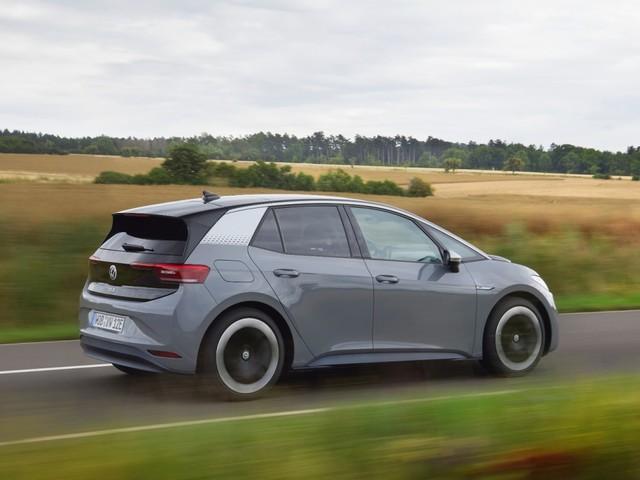 VW ID: Volkswagen will bald 250 kW beim Laden bieten