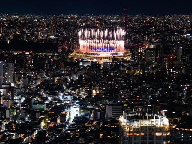 Schlusszeremonie: Die Flamme ist erloschen – die Olympischen Spiele in Tokio sind vorbei
