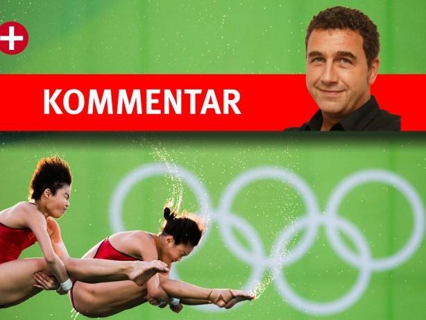 Kommentar: Rassismus-Eklat bei Olympia: DOSB reagiert viel zu spät