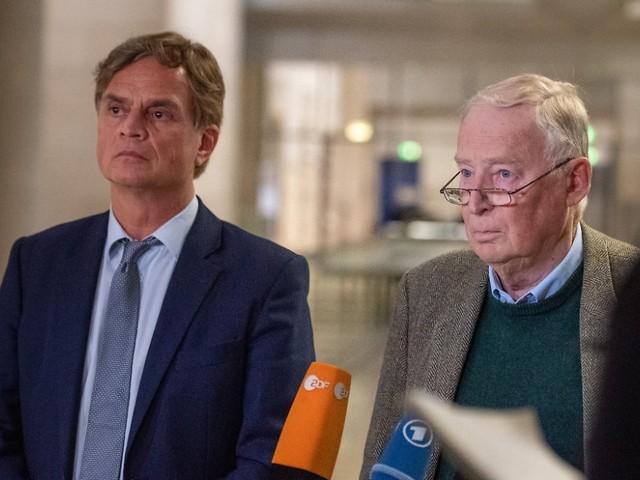 Nazi-Vergleich im Bundestag: AfD provoziert gleich in der ersten Sitzung