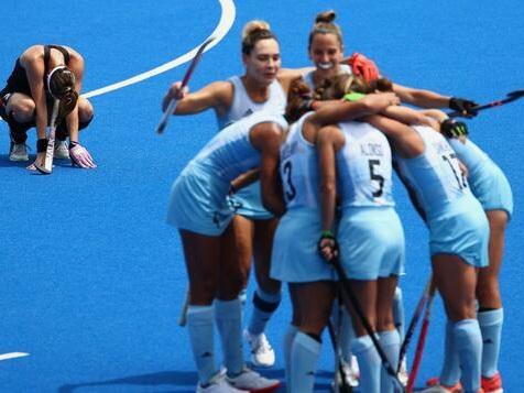 Hockey-Damen scheiden im Viertelfinale aus