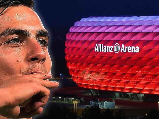 - Medien: FC Bayern plant Mega-Transfer-Angebot für Paulo Dybala