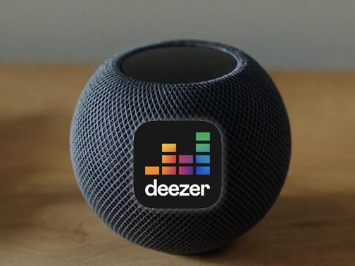 Standardmusikdienst auf dem HomePod: Deezer als Alternative zu Apple Music