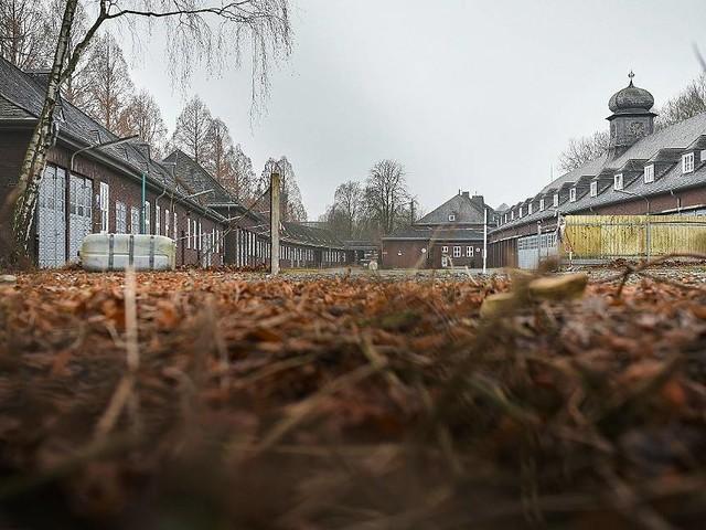 Im alten Polizeipräsidium Mönchengladbach: Jugendliche finden brisante Polizeiakten