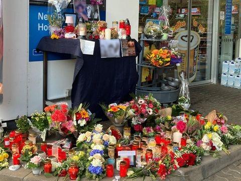 Kriminalität - Tödlicher Schuss an Tankstelle: Polizei prüft Twitter-Profil