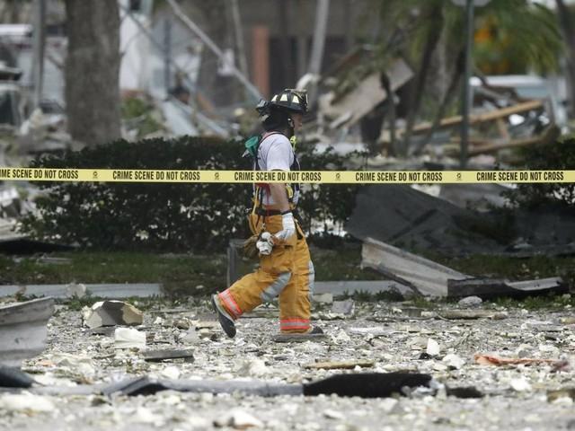 Florida: Mehr als 15 Verletzte bei Explosion in Einkaufszentrum
